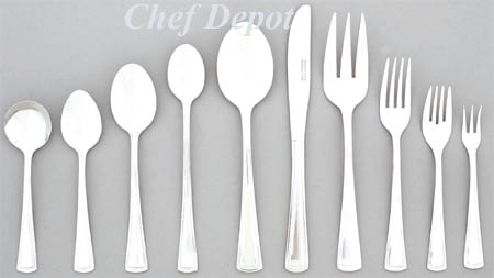 Silverware Flatware Flatware Set Discount Sale Cheap