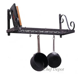 Our Favorite new design Book Shelf or pot rack