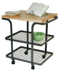 Rectangle & Square Bakers Carts