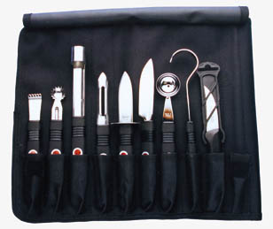 Messermeister Garnishing Set