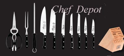 11 pc. Messermeister Knife Set