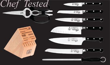 9 pc. Messermeister Knife Set