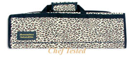 leopard Knife Case