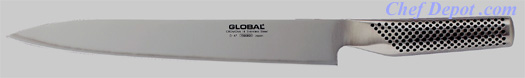 Global Sashimi Slicer Knife & Global Reviews