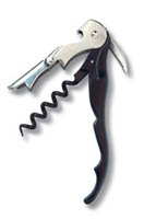 Free Promo Waiters Pro Wine Opener with $200.00 Global Knife Purchase