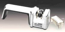 Diamond Sharpener for Smooth Blade & Serrated Blades