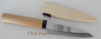 Mini Santoku Knife 4 in. blade