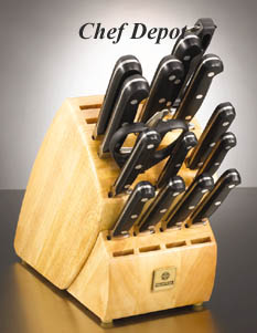 Mundial Forged 5100 Knife Set