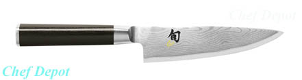 Shun 6 in. blade Chef Knife