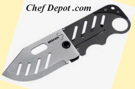Cdedit Card Neck knife