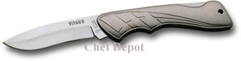Titanium Pocket knife