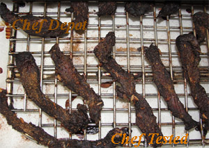 Make your own Beef Jerky